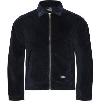 Garrison Jacket Regular   Garrison Jacket   Blå